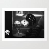 Electra 225 Art Print