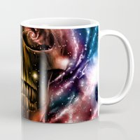 Space Skull II Mug