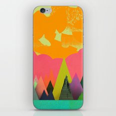 Mountain Town iPhone & iPod Skin