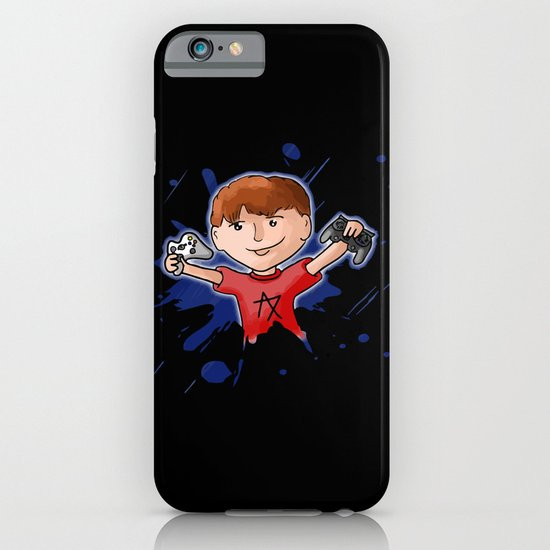 Gamer iPhone & iPod Case