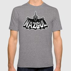 Nazgul Mens Fitted Tee Tri-Grey SMALL