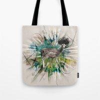 Greenspace Tote Bag