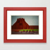 Breaking Bad - ABQ 2 Framed Art Print