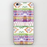 Watercolour Quilt #2 iPhone & iPod Skin