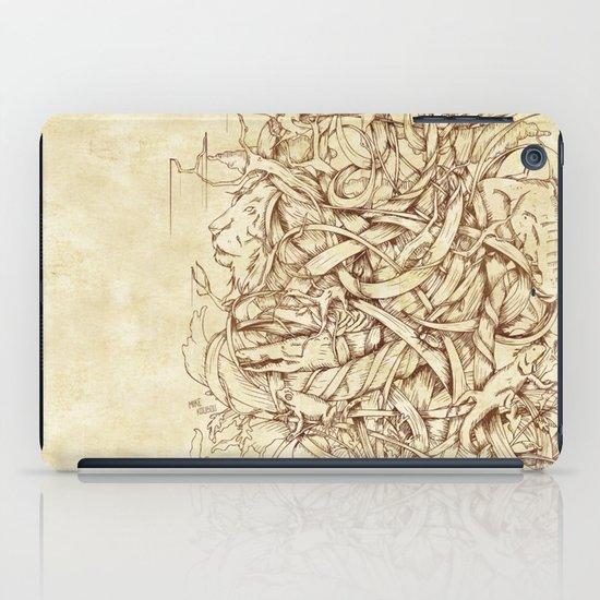 Water,Earth & Air iPad Case