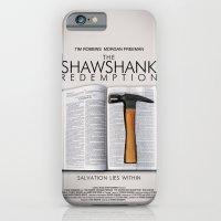 the shawshank redemption iPhone 6 Slim Case