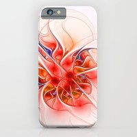 iPhone & iPod Case featuring Burning Desire by Deborah Benoit