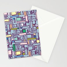 Blocked Stationery Cards
