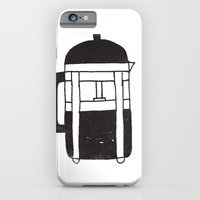 FRENCH PRESS iPhone 6 Slim Case