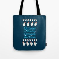 Chicken Will Have Your Teeth Tote Bag