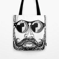 MENSUNGLASSES Tote Bag