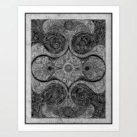 Guided Art Print