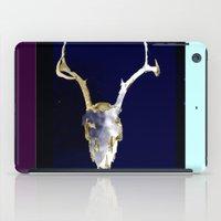 Skull Dye iPad Case