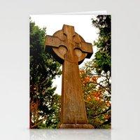 Celtic Autumn Stationery Cards