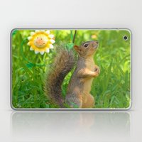 Posing Laptop & iPad Skin