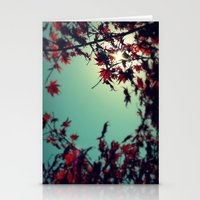 Autumn's Delight Stationery Cards