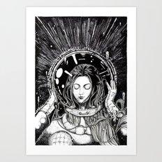 AURORA 1 Art Print