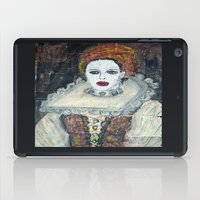 COUNTESS ERZEBET BATHORY iPad Case