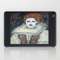 COUNTESS ERZEBET BATHORY iPad Case