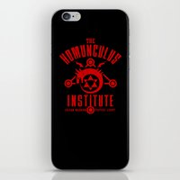 The Sins Of The Father iPhone & iPod Skin
