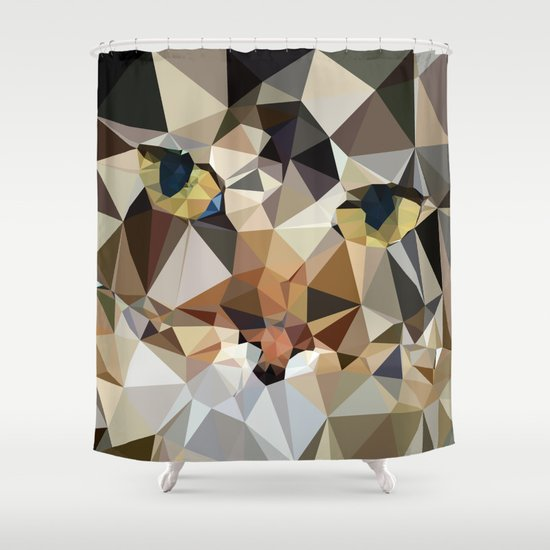 IDENTIKAT Shower Curtain