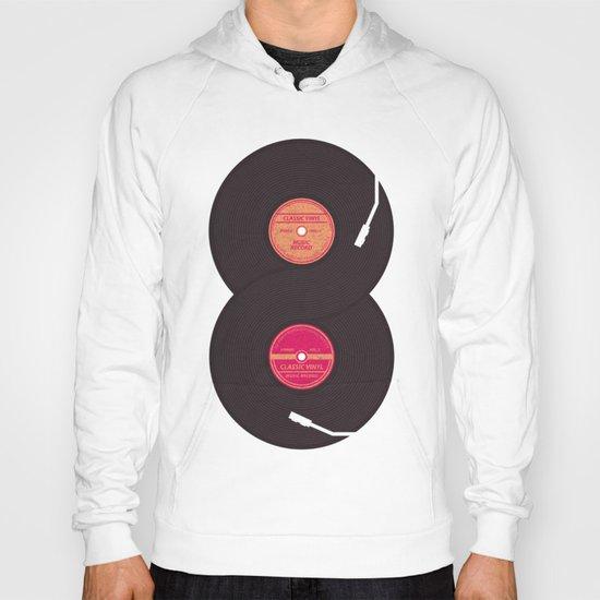 infinity vinyl records Hoody