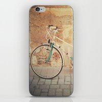 La Bicicleta iPhone & iPod Skin