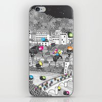 Locals Only - Heidelberg, Germany iPhone & iPod Skin