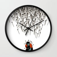 Stop Wasting Arrows And … Wall Clock