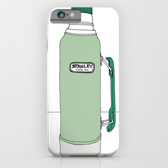 Classic Stanley Thermos iPhone & iPod Case