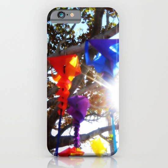 Wind Socks iPhone & iPod Case