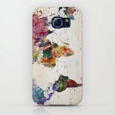map Galaxy S7 Slim Case