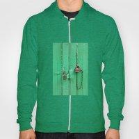 Lock on a Green Door Hoody