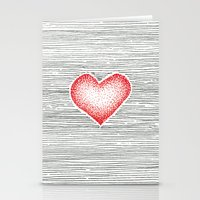 I Love You This Much Stationery Cards