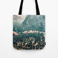 Yosemite Valley - Fall Colors Tote Bag