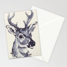 Deer Sketch Stationery Cards