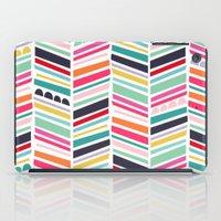 color me happy iPad Case