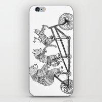 Tandem iPhone & iPod Skin