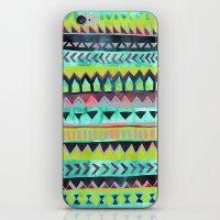 PATTERN {Tribal Stripe -… iPhone & iPod Skin