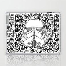 Look sir... Laptop & iPad Skin