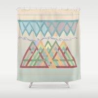 Anvil Shower Curtain