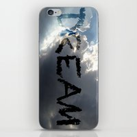 Clearly A Dream iPhone & iPod Skin