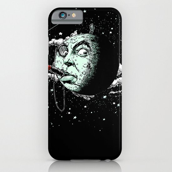The Dark Side iPhone & iPod Case