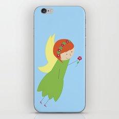 Flower Faerie iPhone & iPod Skin