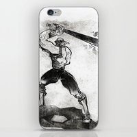 The Designated Slugger  iPhone & iPod Skin