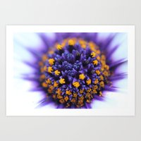 Nature's Pop Art! Art Print