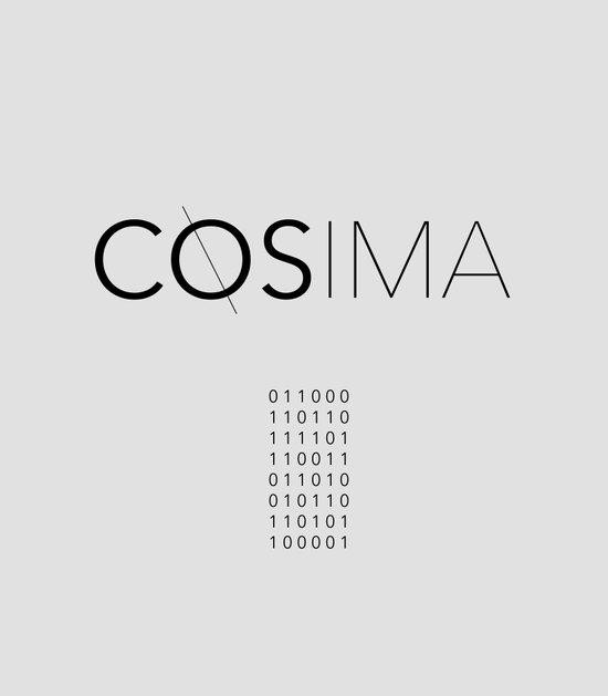 Cosima Neihaus Binary Art Print