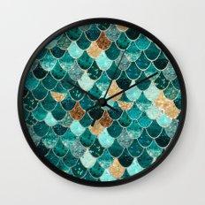 REALLY MERMAID Wall Clock