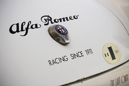 Racing Since 1911 Art Print