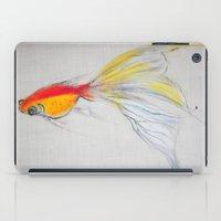 Goldfish Pond (close up#1) iPad Case